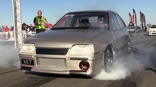 1250HP Opel Kadett Turbo WKT Supercar KILLER - 0-312 KM/H Acceleration!!