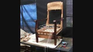 Rocking Chair Start To Finish Upholstery