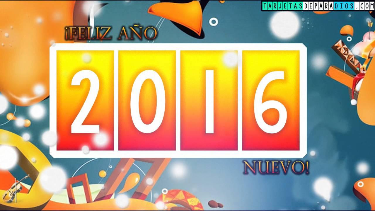Feliz a o nuevo 2016 video tarjetas cristianas gratis - Feliz cumpleanos bebe 1 ano ...
