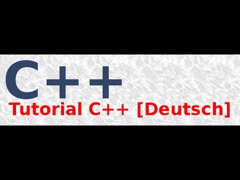 Tutorial C++ #050 [Deutsch] - get/set-Methoden (getter und setter)