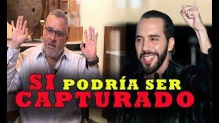 EL NICARAGÜENSE PODRIA SER CAPTURADO y extraditado a El Salvador