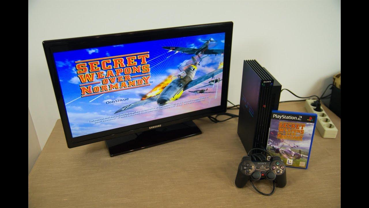 игровая приставка Sony Playstation 2 Scph 30004 Sn C1259928 Youtube