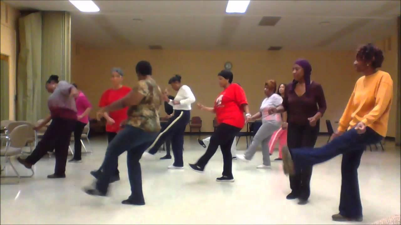 Swinging rs line dance
