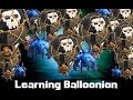 Learning Balloonion: Episode 3