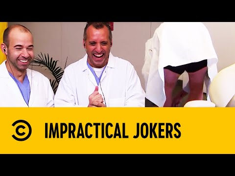 """You're Going To Have To Lose The Pants"" 