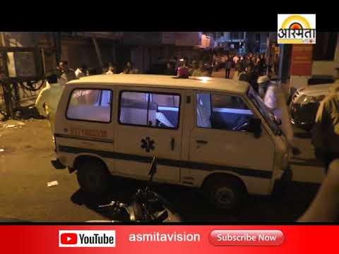 Mobile Galli Murder Kamble /Asmita vision Solapur /8/7/2018