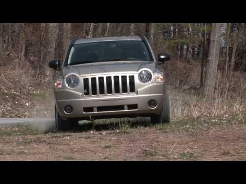 2009 jeep compass sport 4x4 | testdrivenow - youtube