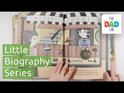 Little People, Big Dreams: Coco Chanel - Children's Book Review