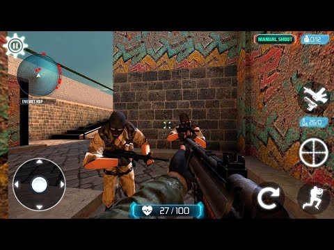 Counter Terrorist 2-Gun Strike Android Gameplay
