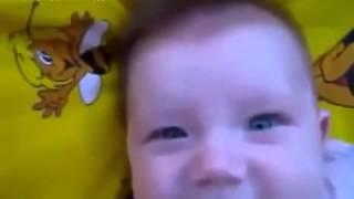 """Полный ржач, ребенка просят сказать букву """"р"""", лучшие приколы с детьми за май 2014"""