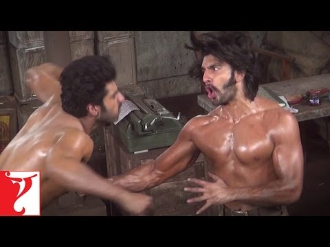 Making Of The Film  Gunday  One on One Fight  Capsule 11  Ranveer Singh  Arjun Kapoor