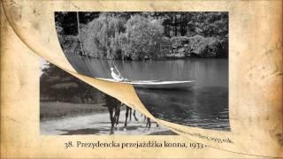 Spacer po prezydenckiej Spale, 1918 1939