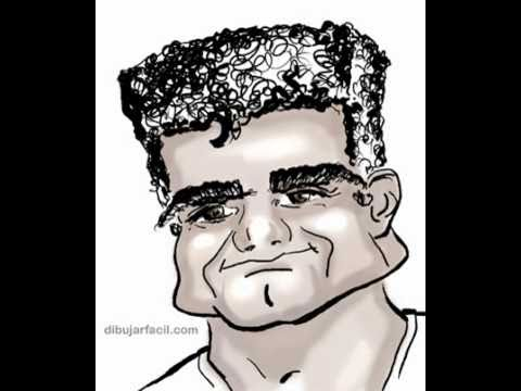 Aprender como dibujar caricaturas youtube for Comedor facil de dibujar
