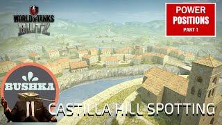 World of Tanks Blitz    Power Positions part 1 Castilla
