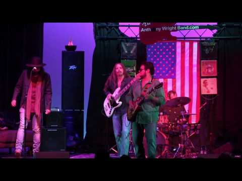 The Anthony Wright Band ZZ Top/Jimi Hendrix Tribute Show Part 1