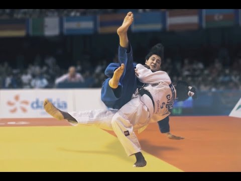 JUDO FOR THE WORLD - Magazine Havana Grand Prix 16