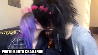 Girlfriend And Boyfriend Photo Booth Challenge