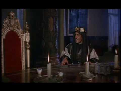 Lawrence of Arabia - Sebastian, Steve Harley. Lawrence/Ali slash