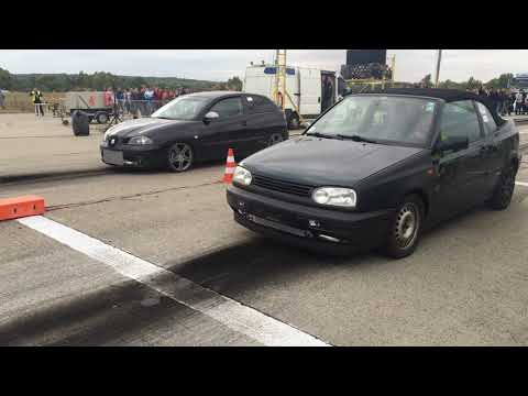 Diesel Extrem Tuning - Golf 3 1.9 TDi Tuning Vs Seat Ibiza 1.9 TDi Extreme Tuning