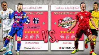 El Clásico ALL-STARS vs. Der Klassiker ALL-STARS! - FIFA 20 Career Mode