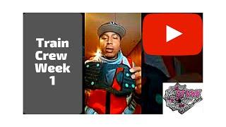 TRAIN CREW - Railroad Conductor Trainee | New Hire Week 1