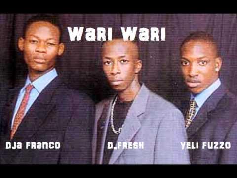 Fanga Fing - Wari Wari (1999)