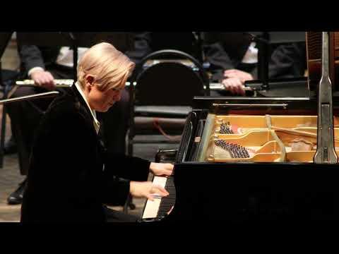 Prokofiev Piano concerto №2 (g-moll) op,16 -  Maria Tretyakova (piano), Andrey Ogievsky (conductor)