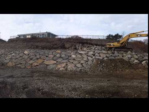 Coastal Bank & Slope Stabilization, Nahant V7 2015