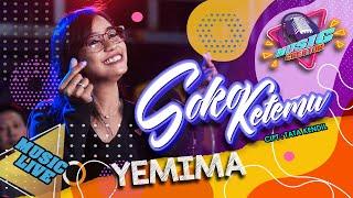 SOKO KETEMU -YEMIMA    LIVE MUSIK CAFE    OFFILCIAL VIRANO CREATOR