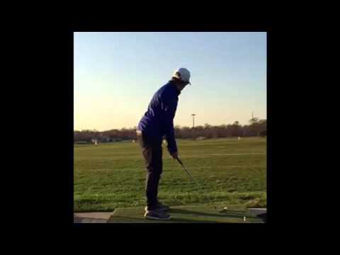 Creighton Hendrix Golf Swing Video