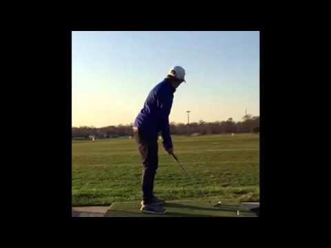 Creighton Hendrix Golf Swing Video