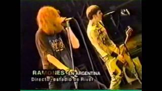Ramones - 53rd & 3rd (Live Argentina 1996) Mp3