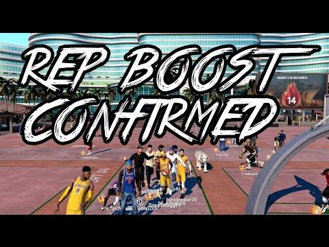 REP BOOST CONFIRMED!!!