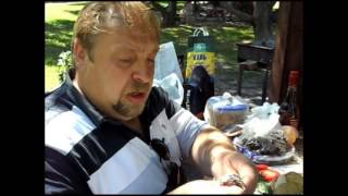 Как вкусно запечь картошку на природе