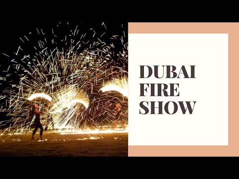 Fire Show | Dubai Desert Safari Camp