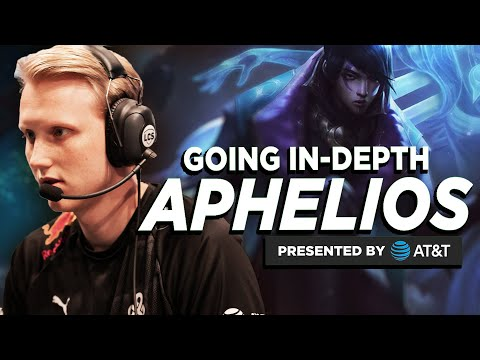 How to play APHELIOS like Cloud9 Zven! | Going In-Depth - Presented by AT&T