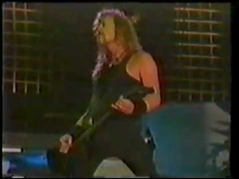 Metallica - Live in Moscow 1991 FULL!