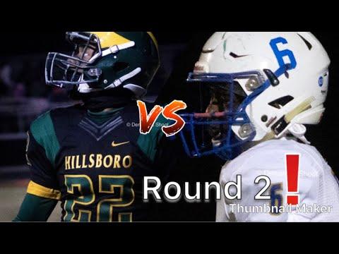 🔥Hillsboro (8-3) vs. Shelbyville (9-2) -PLAYOFF ROUND 2-🏈 Mixtape
