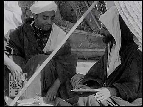 Écrivain public au Maroc (1930)