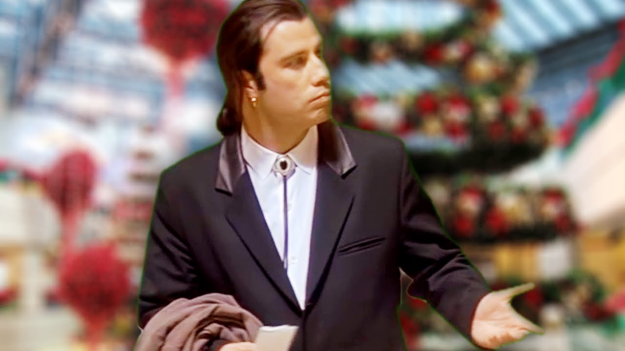Vincent Vega\'s (John Travolta) Black Friday Sale - YouTube