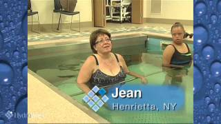 Successful Weight Loss & Pain Management in HydroWorx Pool