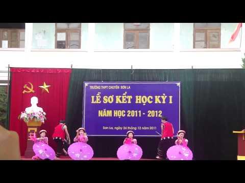 Múa mèo THPT Chuyên Sơn La
