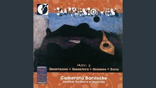 3 Piezas criollas: No. 1. Lamento quichua (arr. for chamber orchestra)