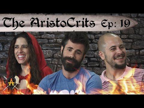 AristoCrits - Ep 19 - Gina Ippolito, Mark Maccora, Mike Levine