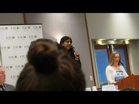 Aruna Miller on US Embassy/Jerusalem, Gaza and BDS