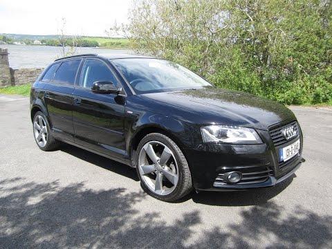 Review & Test Drive: 2013 Audi A3 Sportback S Line Black Edition