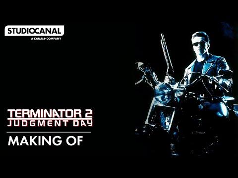 Download THE MAKING OF TERMINATOR 2 - Starring Arnold Schwarzenegger and Linda Hamilton