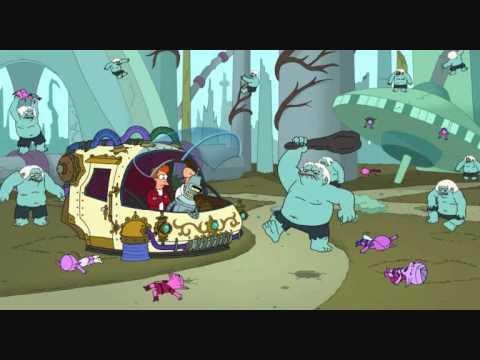 In the year 2525 - Futurama