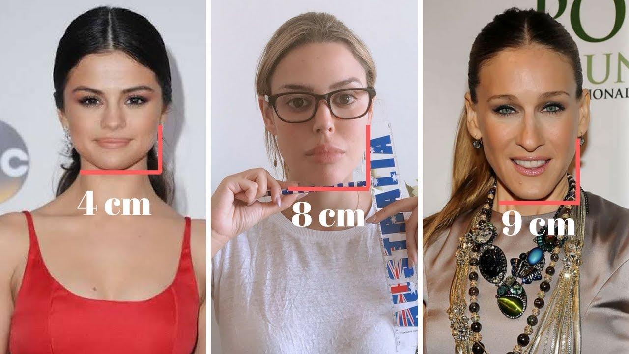 Descubra FINALMENTE se vc fica melhor de cabelo curto ou longo ( medição  facial) 2f8fce1b21