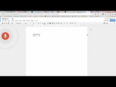 Cara Mengetik dengan suara menggunakan Google Voice to Text